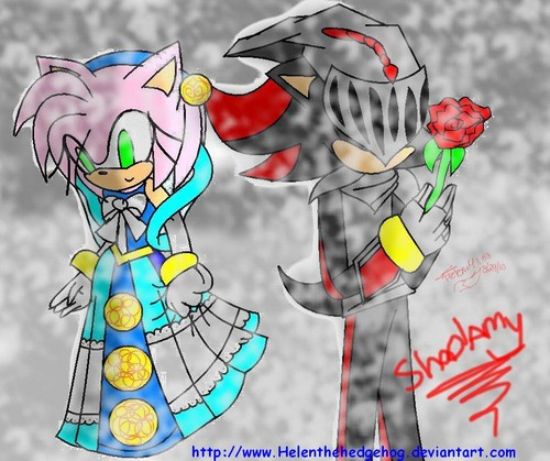 ShadAmy Rose