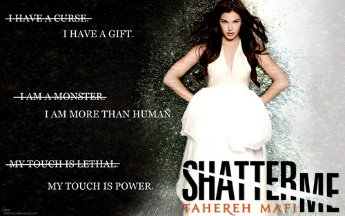 Shatter Me wallpapers