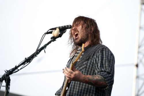 Seether wallpaper possibly containing a concert and a guitarist called Shaun Morgan <3