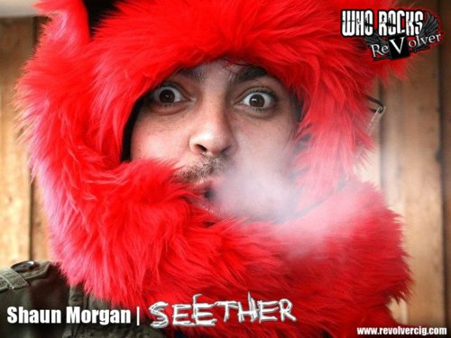Seether wallpaper titled Shaun Morgan <3