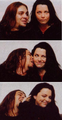 Shaun Morgan and Amy Lee <3