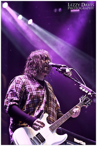 Seether wallpaper with a guitarist and a concert called Shaun Morgan