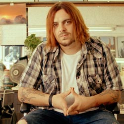 Seether wallpaper titled Shaun Morgan