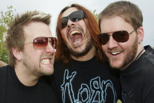 Seether being silly :P <3