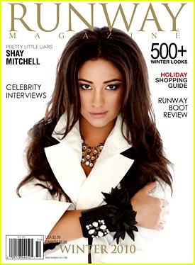 Shay Mitchell Magazine Cover