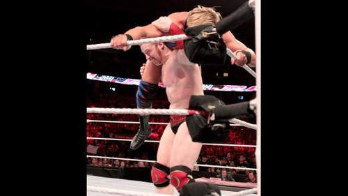 Sheamus vs Swagger - wwe Photo