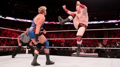 Sheamus vs Swagger