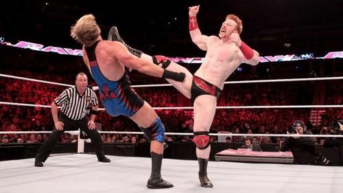 Sheamus vs Swagger