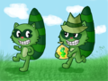 Shifty and Lifty - happy-tree-friends fan art