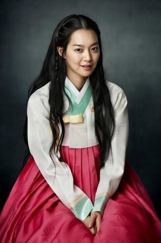 Shin Min-ah (Arang and the Magistrate)