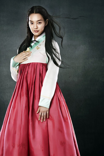 Shin Min-ah (Arang and the Magistrate)