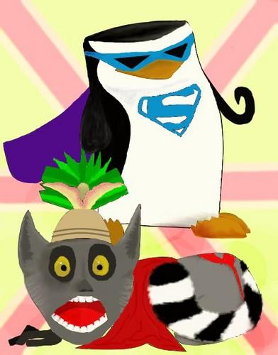 Skipper (Slappy) vs The masked BOOTY!!