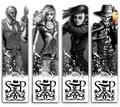 Skulduggery Bookmarks - skulduggery-pleasant photo