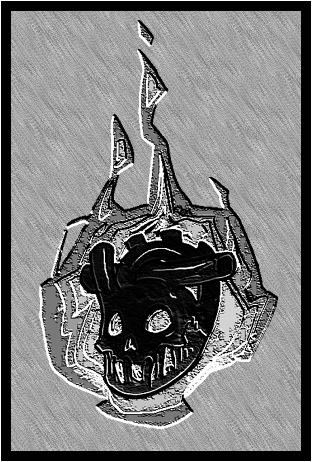 Skull 심장
