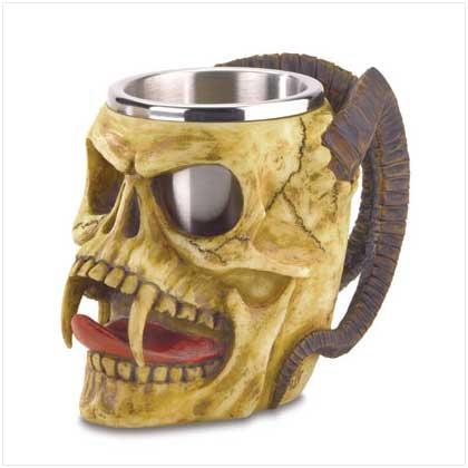 Skull Mug -1