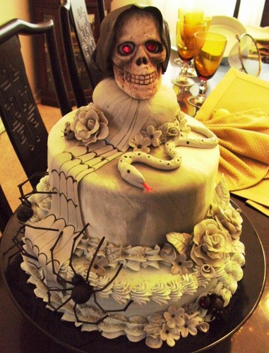 Skulls images Skull cake HD wallpaper and background photos