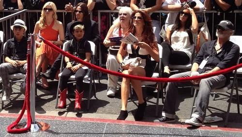 Slash Gets a Star on the Walk of Fame