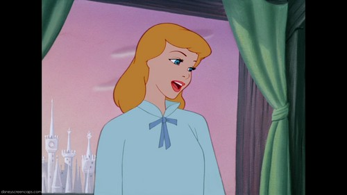 Some of Cendrillon Screencaps