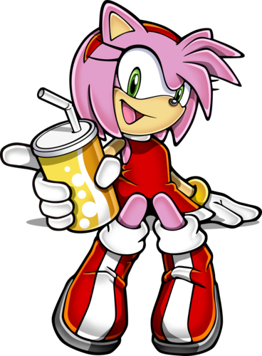 Sonic Channel Amy