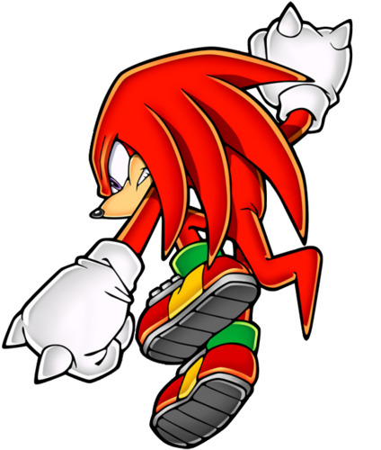 Sonic Channel Knuckles