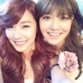 Sooyoung & Tiffany Selca