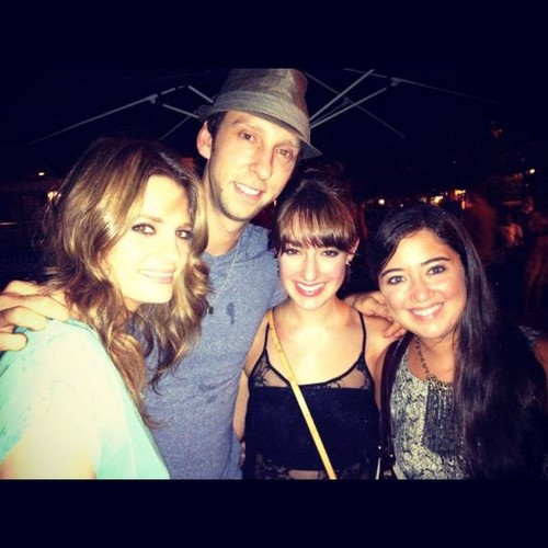 Stana in downtown Savannah