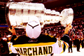 Brad Marchand and the Stanley Cup - 2011