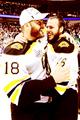Nathan Horton & David Krejci - 2011