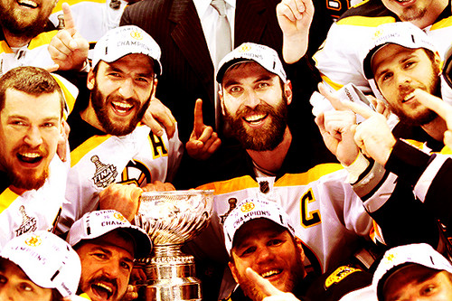 Stanley Cup Champions - 2011