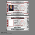 Stargate command ID badge - samantha-carter photo