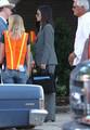 Stars On The Set Of 'The Heat' In Boston - sandra-bullock photo