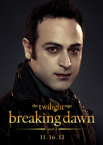 Stefan - Romanian - Breaking Dawn Part 2 poster