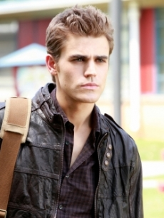 TV Male Characters wallpaper probably with a warehouse and a sign titled Stefan Salvatore
