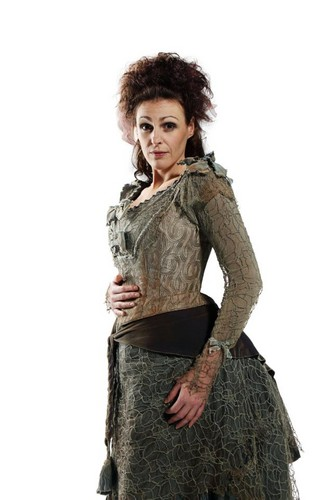 Suranne Jones as Idris on Season 6 Of Doctor Who