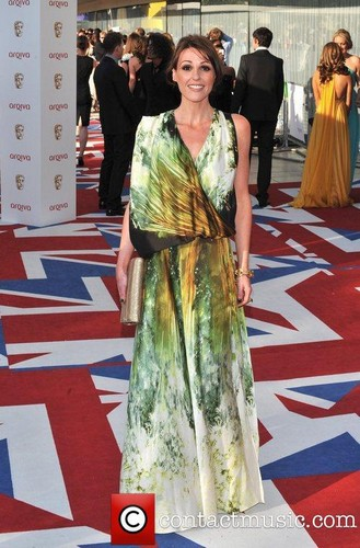 Suranne Jones at the 2012 Arqiva British Academy テレビ Awards