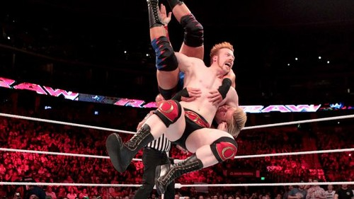 Swagger vs Sheamus - jack-swagger Photo