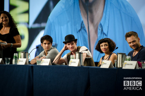 TV Guide's fan favorit Panel at Comic Con