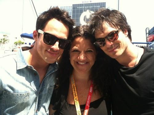 TVD Comic Con 2012