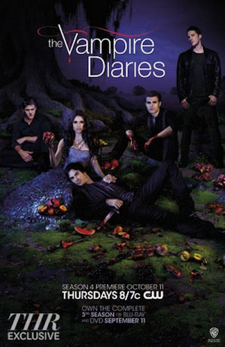 TVD Comic Con poster (Klaus is out, Matt & Tyler!Klaus in)