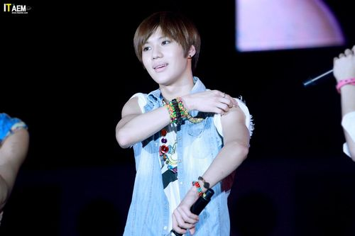 Taemin@120713 Yeosu Expo Pop Festival - shinee Photo