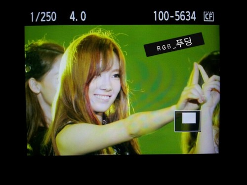 Taeyeon @ Expo 2012 Yeosu Korea Pop Festival - kim-taeyeon Photo