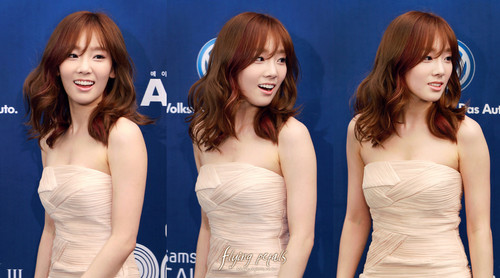 Taeyeon @ Mnet 20's Choice Awards