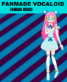 Tanaka Usagi redone - fanmade-vocaloids photo