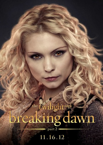 Tanya - Denali - Breaking Dawn part 2