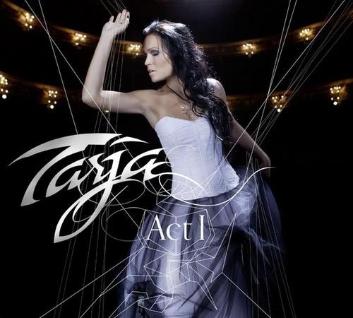 Tarja Turunen-Act I promotional фото