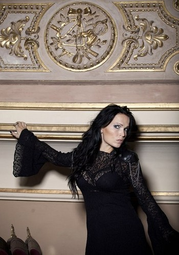 Tarja Turunen-Act I promotional photos - tarja Photo
