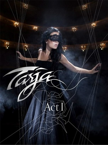 Tarja Turunen-Act I promotional foto-foto