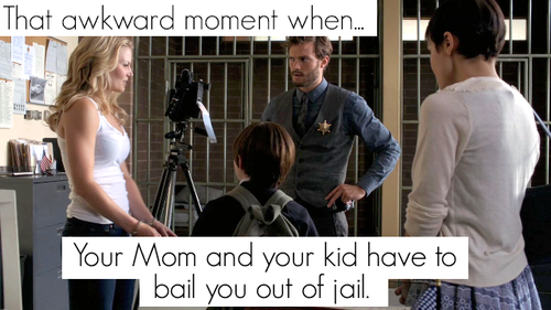That Awkward OUAT Moment