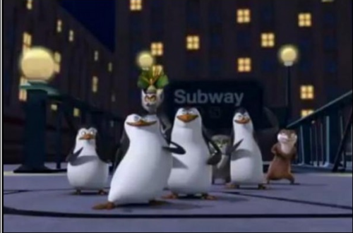 The Avengers - penguins-of-madagascar Photo