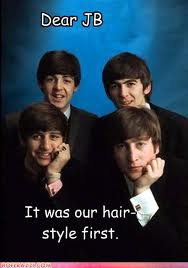 The Beatles wallpaper with a portrait titled The Beatles<3